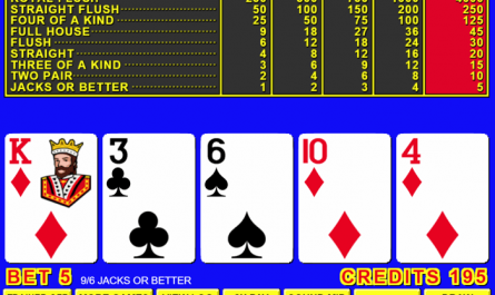 A Winning Poker Strategy - Check the Odds