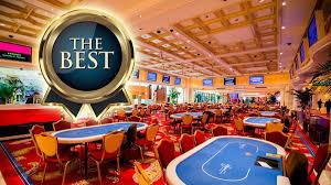 The Top Gambling Rooms in Vegas