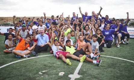 The UEFA Foundation for Children