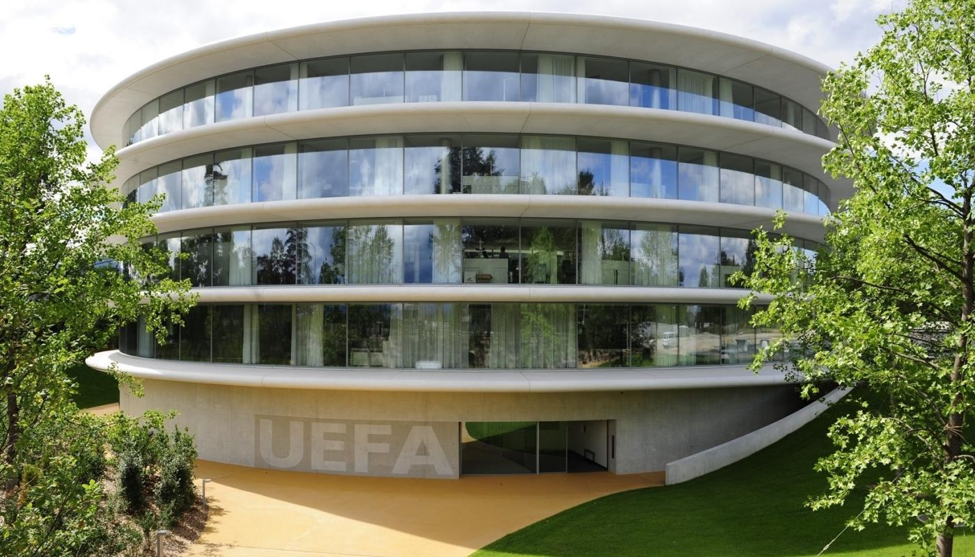 The UEFA General Secretary Organizes the UEFA Congress