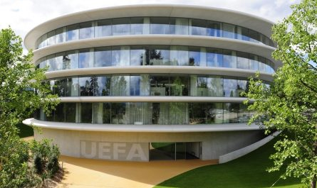The UEFA General Secretary Organizes the UEFA Congress