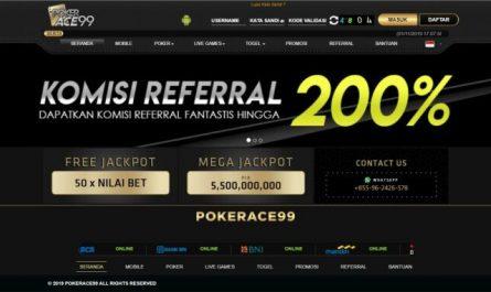Keuntungan Main di Situs Judi Pokerace99 yang Menggiurkan