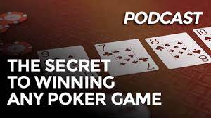 Online Poker Strategy – The Secret of Adaptation